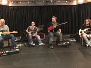 Guitar clinic