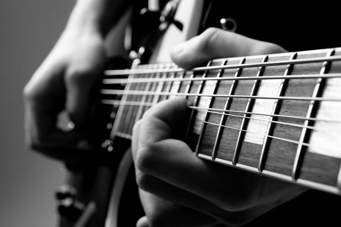 Guitar Lessons with an experienced teacher in Bromley